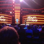 Gord Accepting the award for Album of the Year